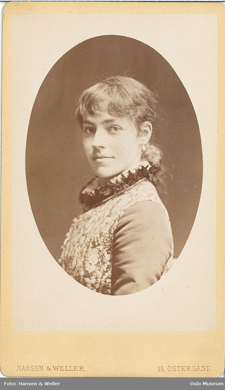 Heiberg, Sarah Henriette (1853 - 1941)