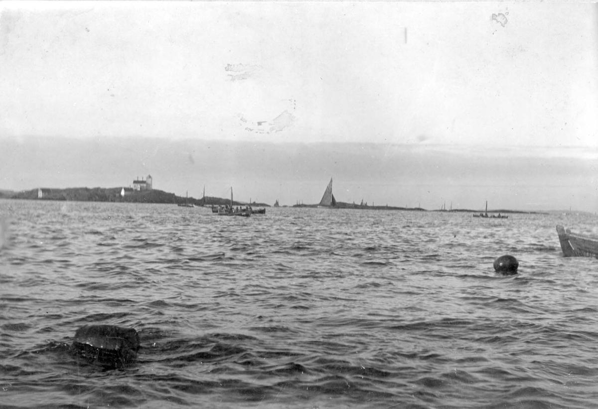 Båter - Fiske - Fyr.