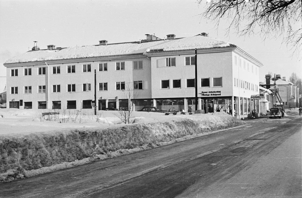 Borgengården, Storgata. Leiret, Elverum.