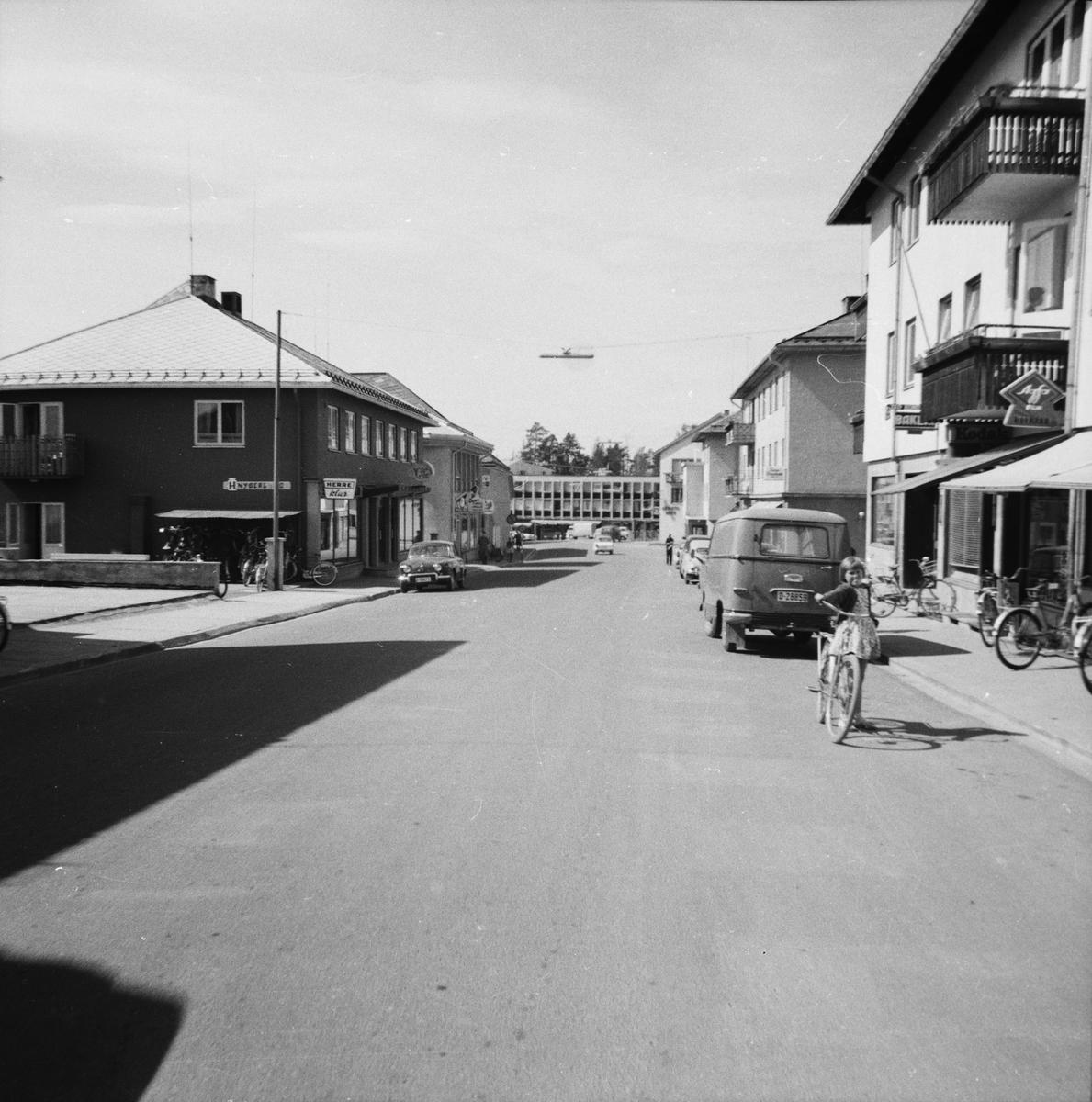 St. Olavs gate, Leiret. Elverum.