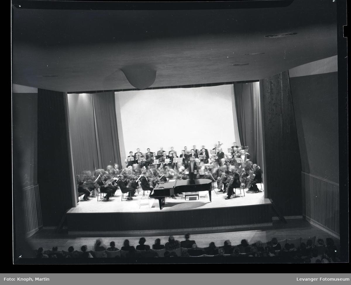 Symfoniorkesteret i Samfunnshuset