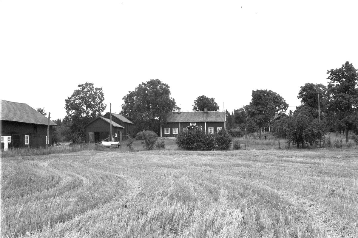 Bostadshus, Kölinge 10:1, Bostället, Rasbokils socken, Uppland 1982