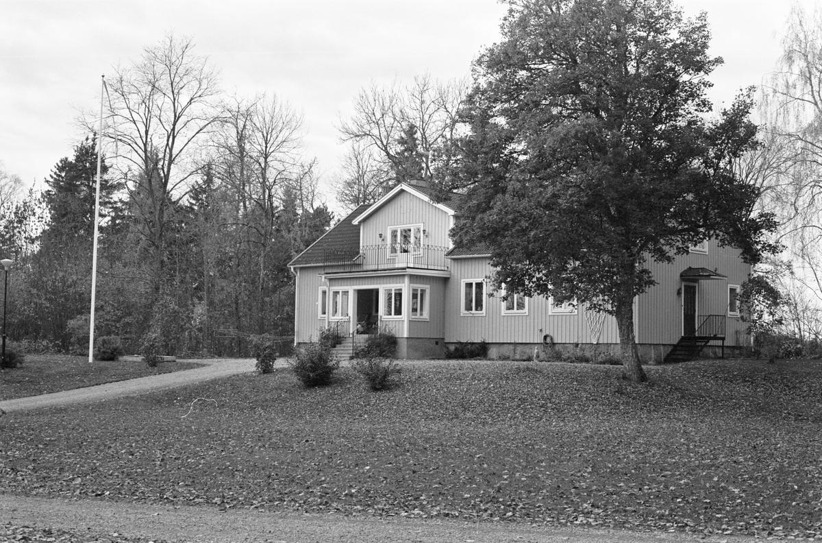 Bostadshus, Ingla gård, Ingla 4:1, Skogs-Tibble socken, Uppland 1985