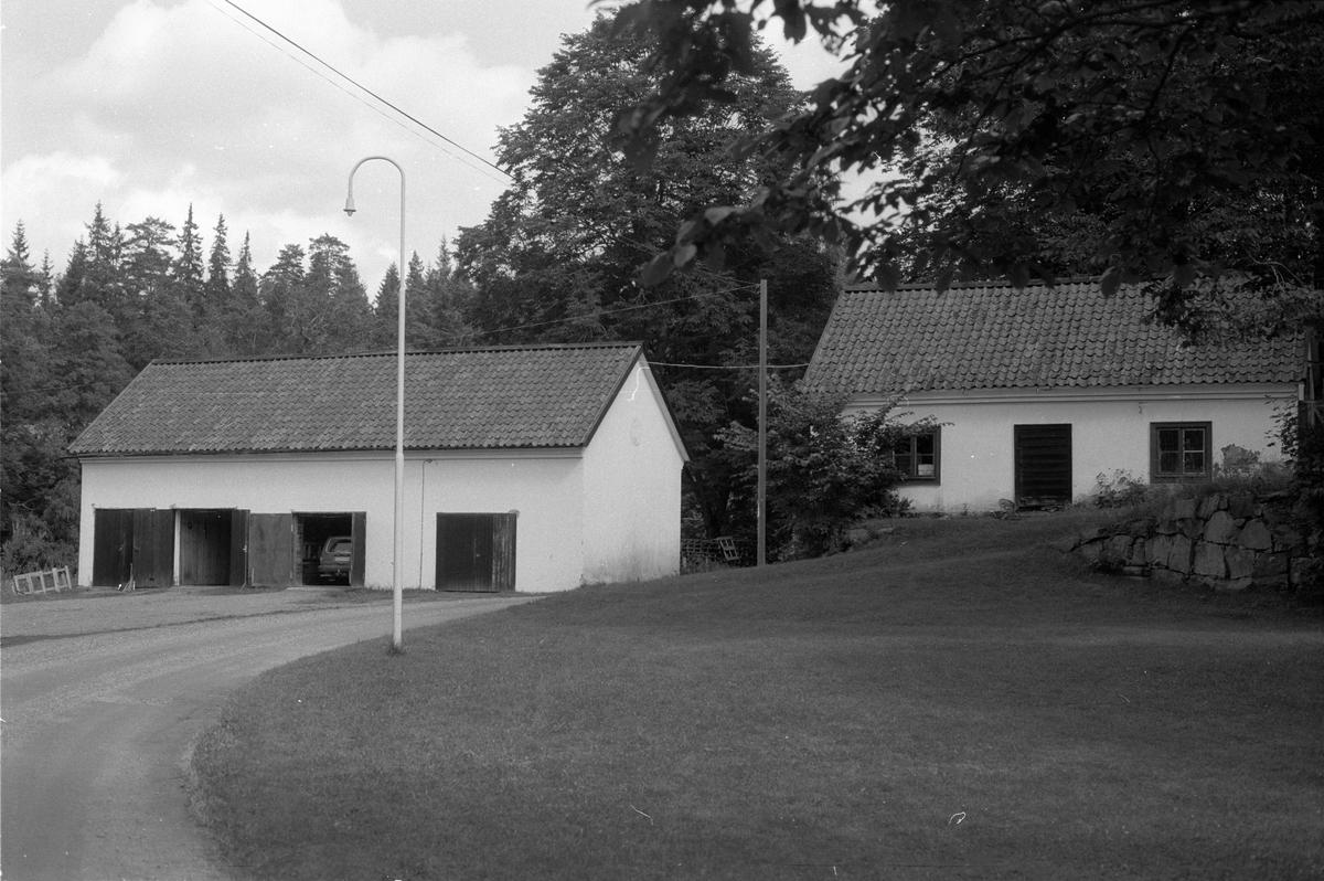 Klensmedja, Vällnora bruk, Knutby-Åsby 1:19, Vällnora, Knutby socken, Uppland 1987