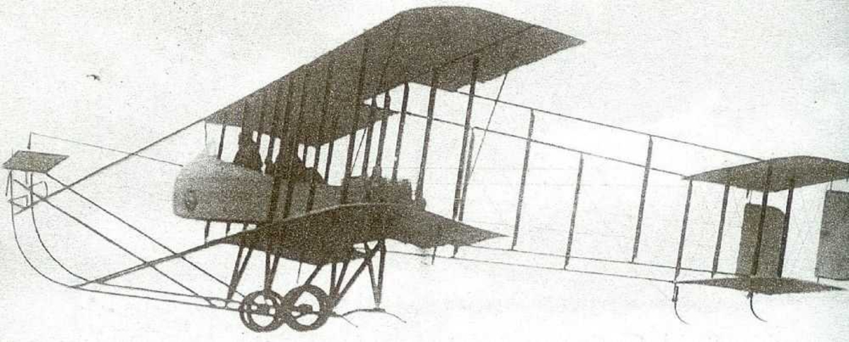 Ett fly på bakken, Farman.