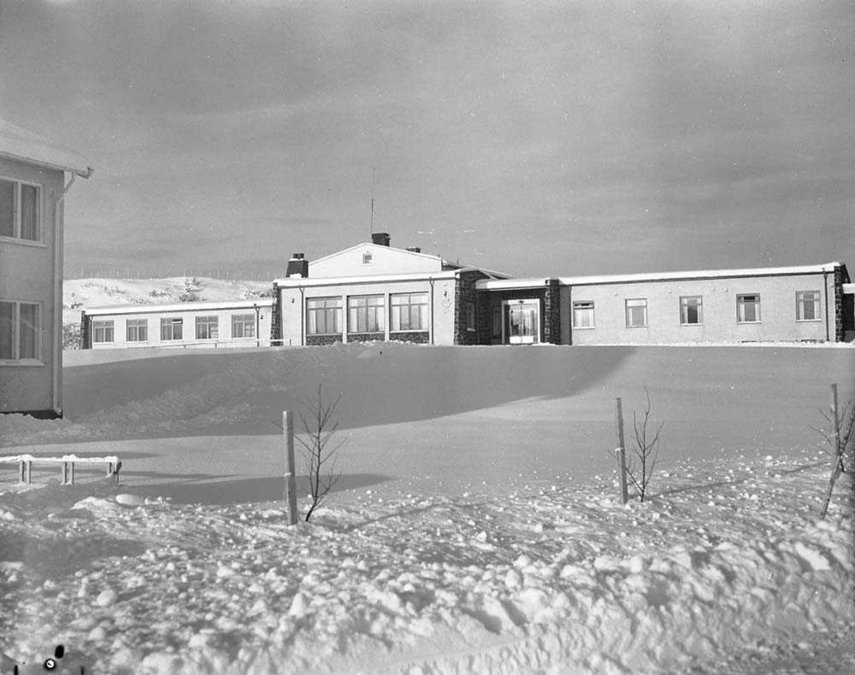 Messe I på Bodø flystasjon.