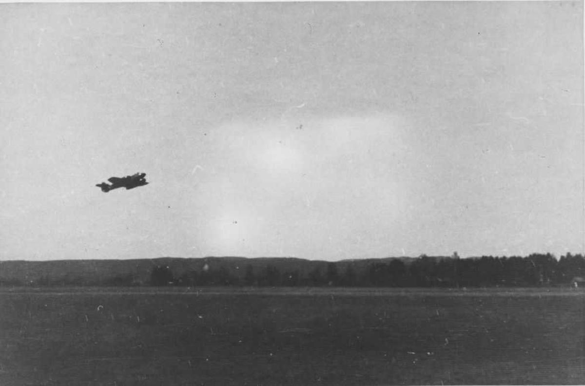 Ett fly i luften. Gloster Meteor F Mk.IV G-AIDC