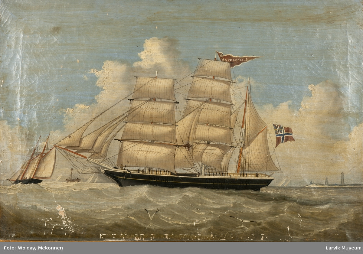 Barken Napoleon III