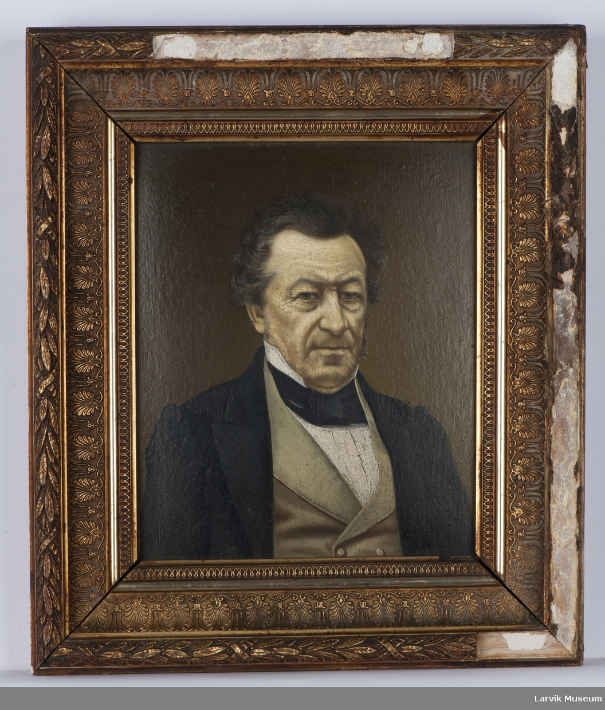 Maleri av B. Elligers