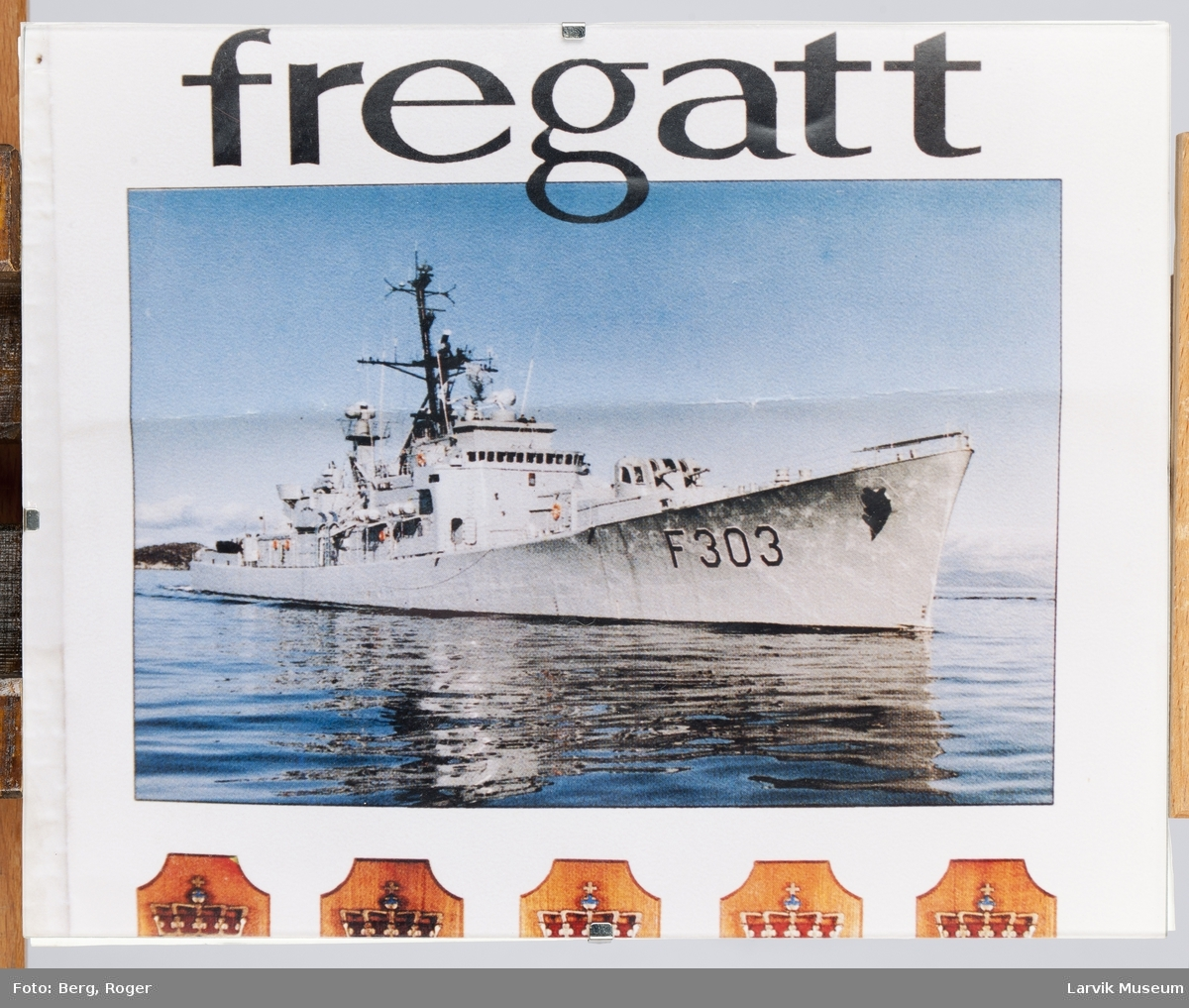 Fregatt F 303