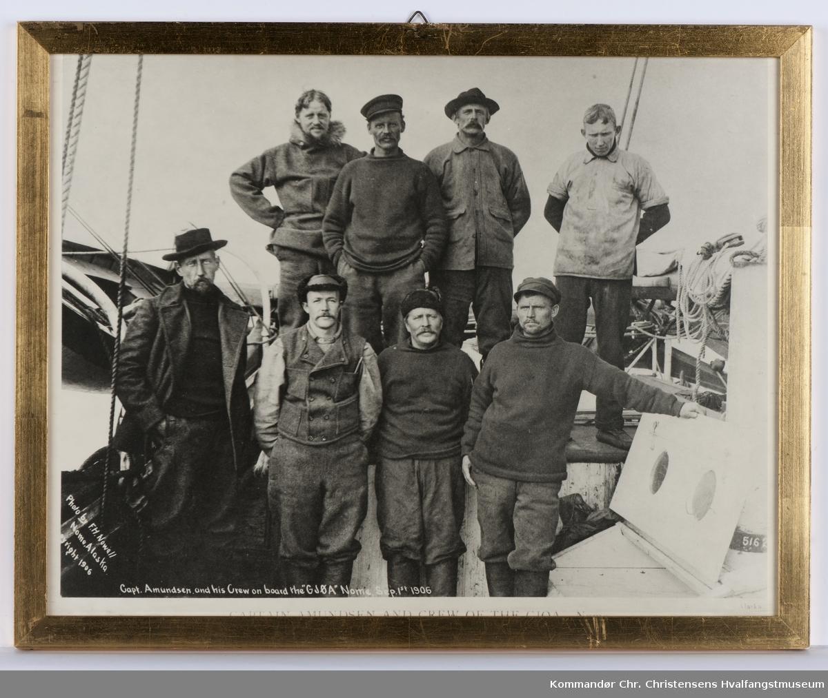 Godfred Hansen (1876 - 1937) var en dansk marineoffiser, som var nestkommanderende på Gjøaekspedisjonen gjennom Nordvestpassasjen, 1903-1906.