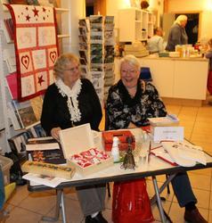 Juleverksted på Berg-Kragerø Museum  2014 i regi av Kragerø