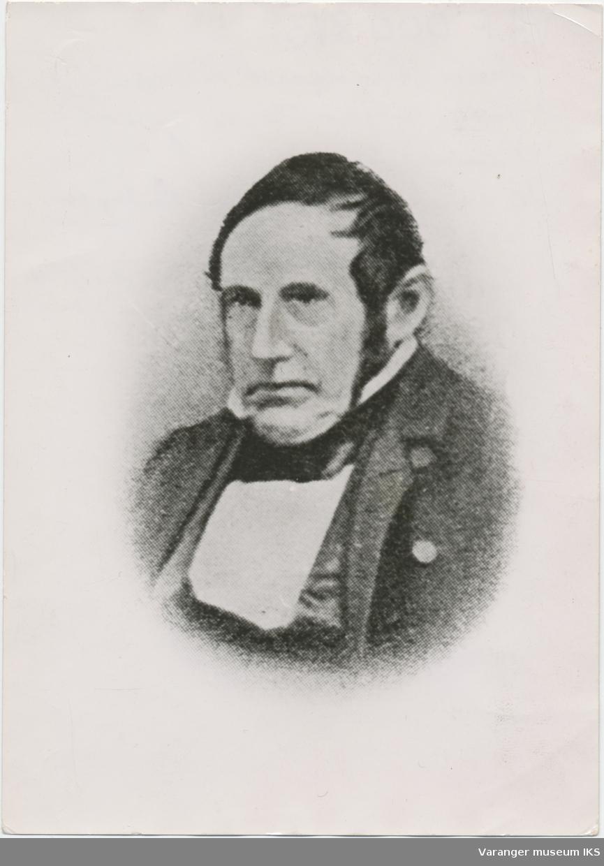 Portrett, Søren Engelhardt Schultze