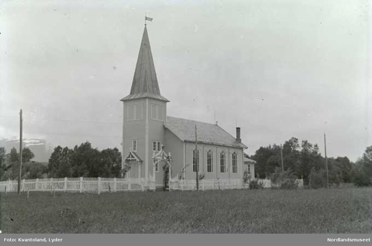 Kvantolands protokoll: Valnesfjord kirke, ekstr.  Se SLH.F.000001-00267