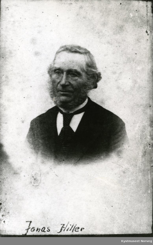 Jonas Ingebrigtsen Hiller
