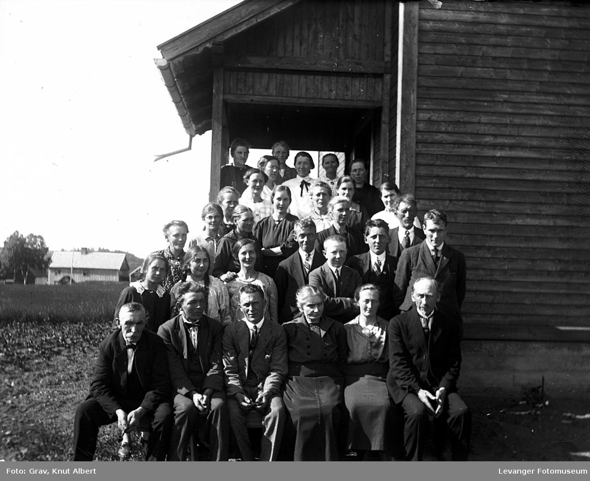 Avholdslaget Symra, Bangsund ca 1925