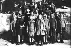 Breland og Eikså skule på tur