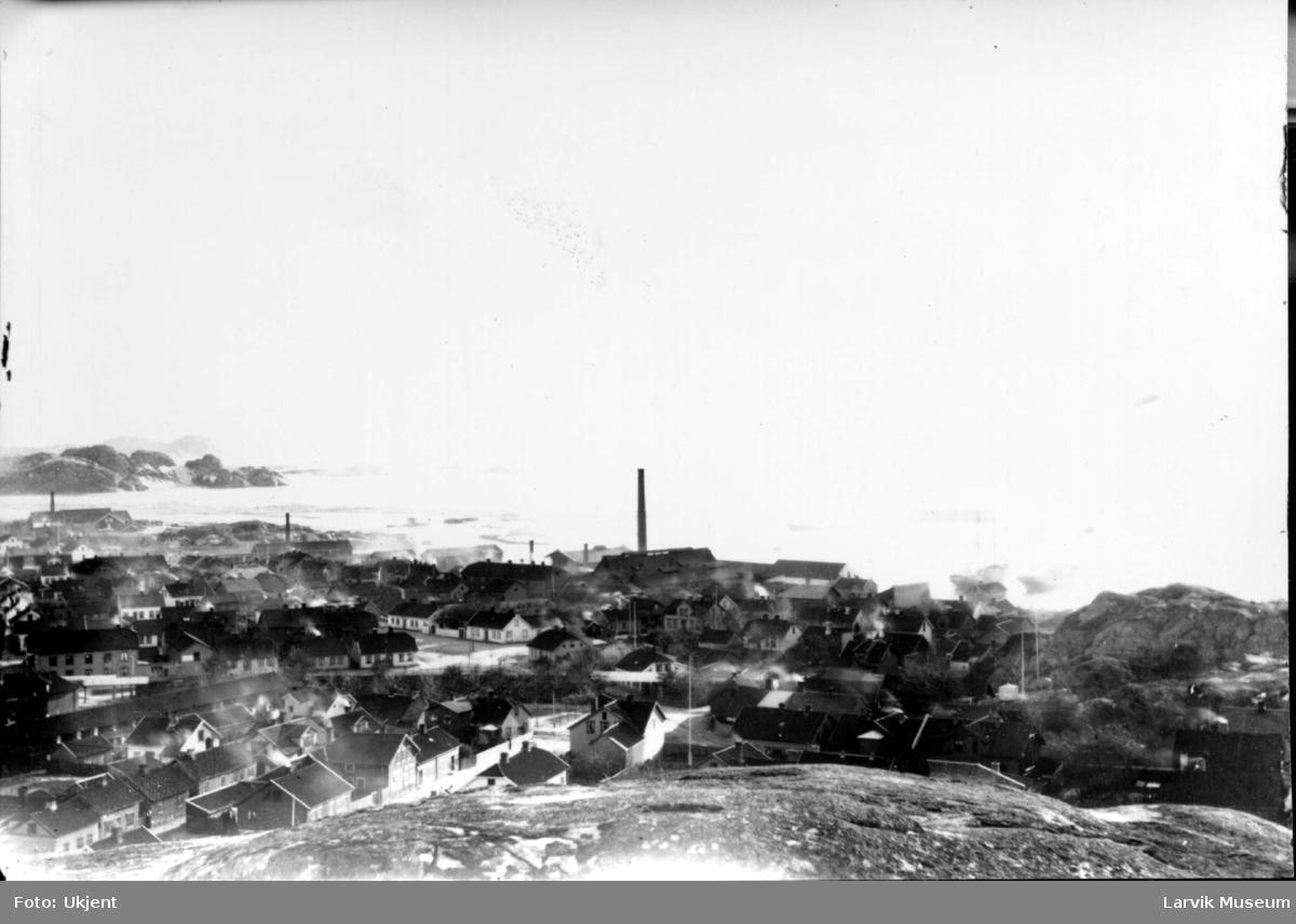 bebyggelse, oversiktsbilde, Torstrand