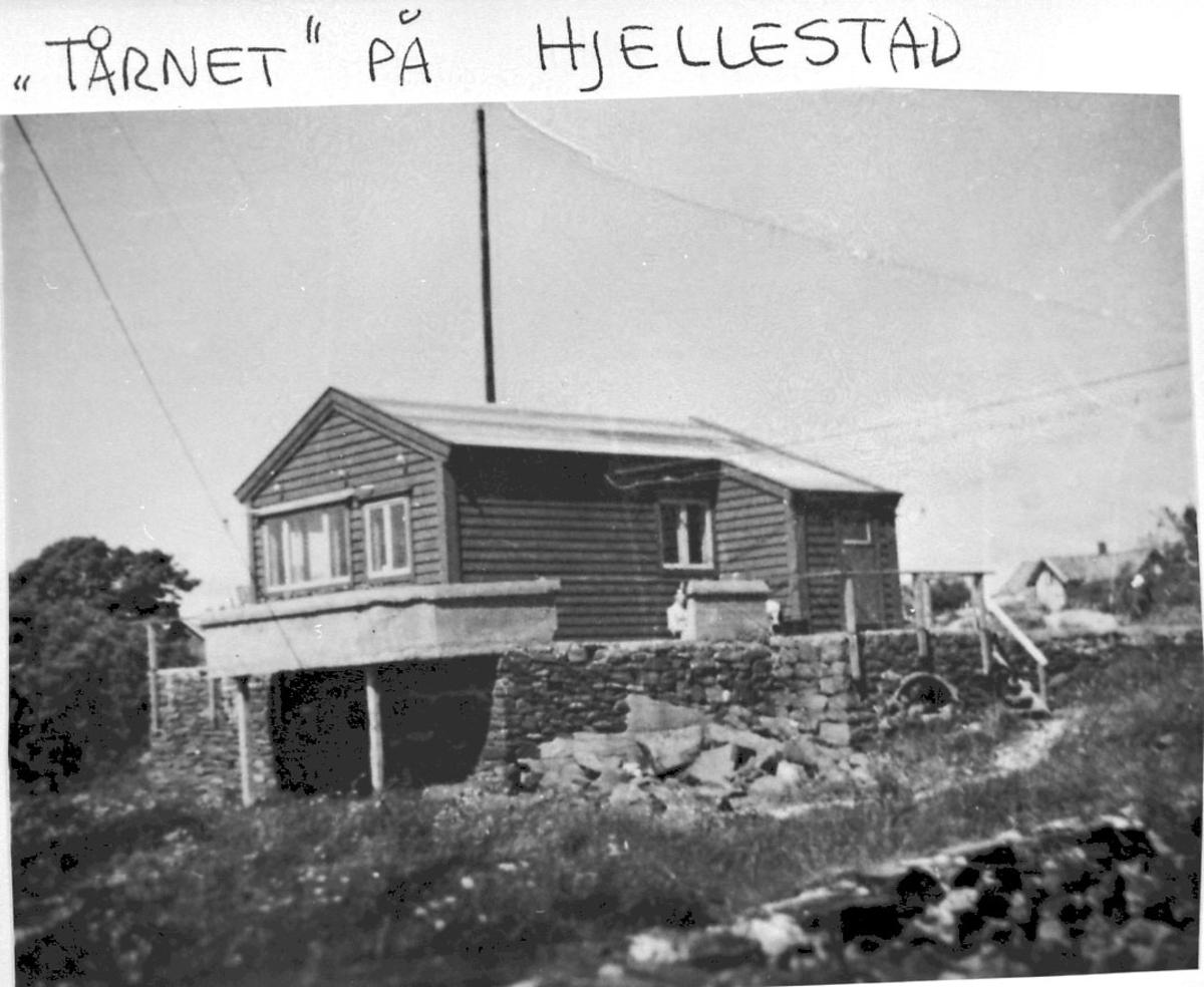 """1 Byging, """"Tårnet"""""""