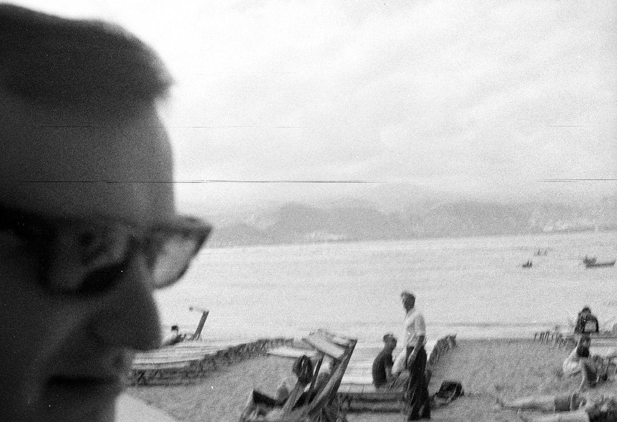 Ida Elisabeth og Kjetil Kleves bryllupsreise: Chartertur med Tjæreborg til Kanariøyene, juli 1966