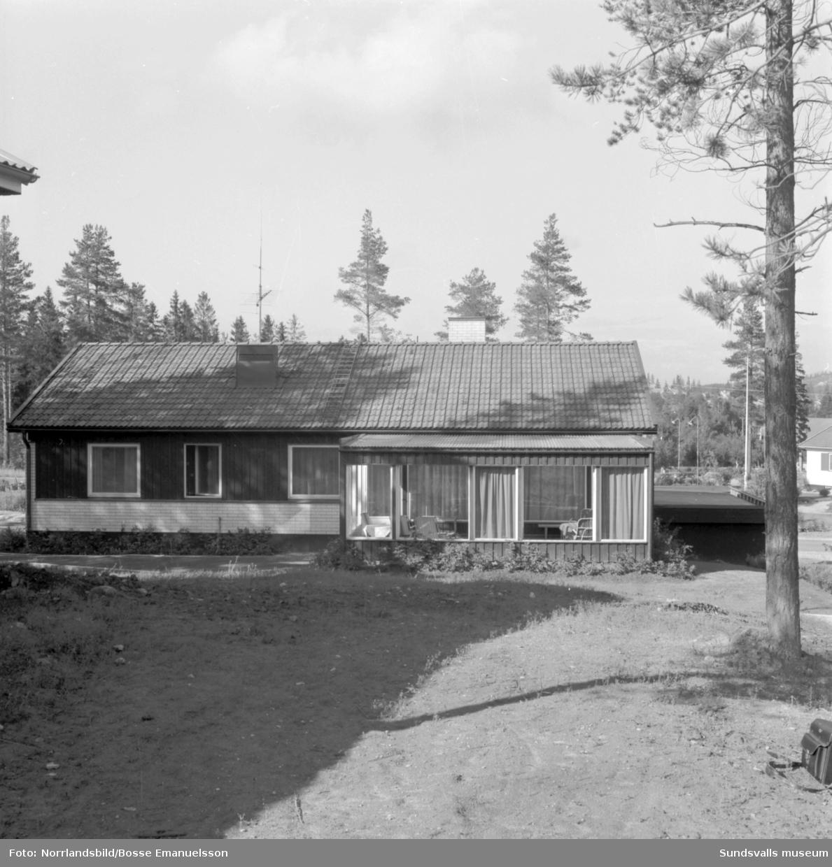 Villa på Idrottsgatan 21, kvarteret Nunnan i Haga.