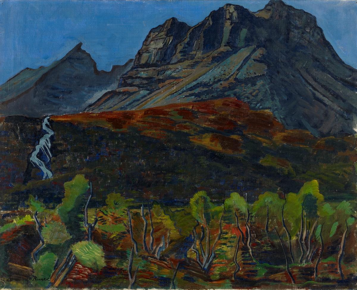 Fra Innerdalen [Maleri]