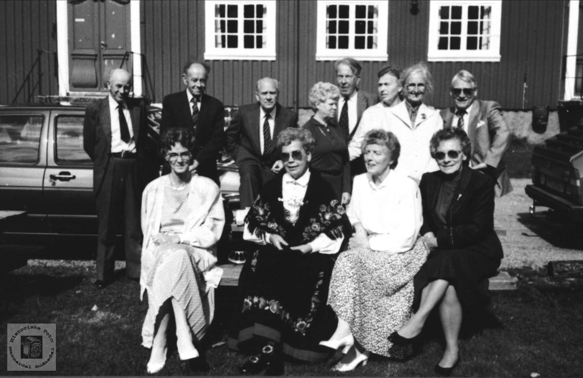 50 års konfirmanter