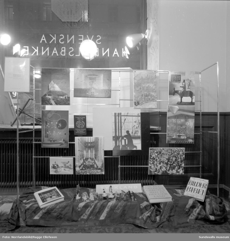 Handelsbanken, tysk fotoutställning.