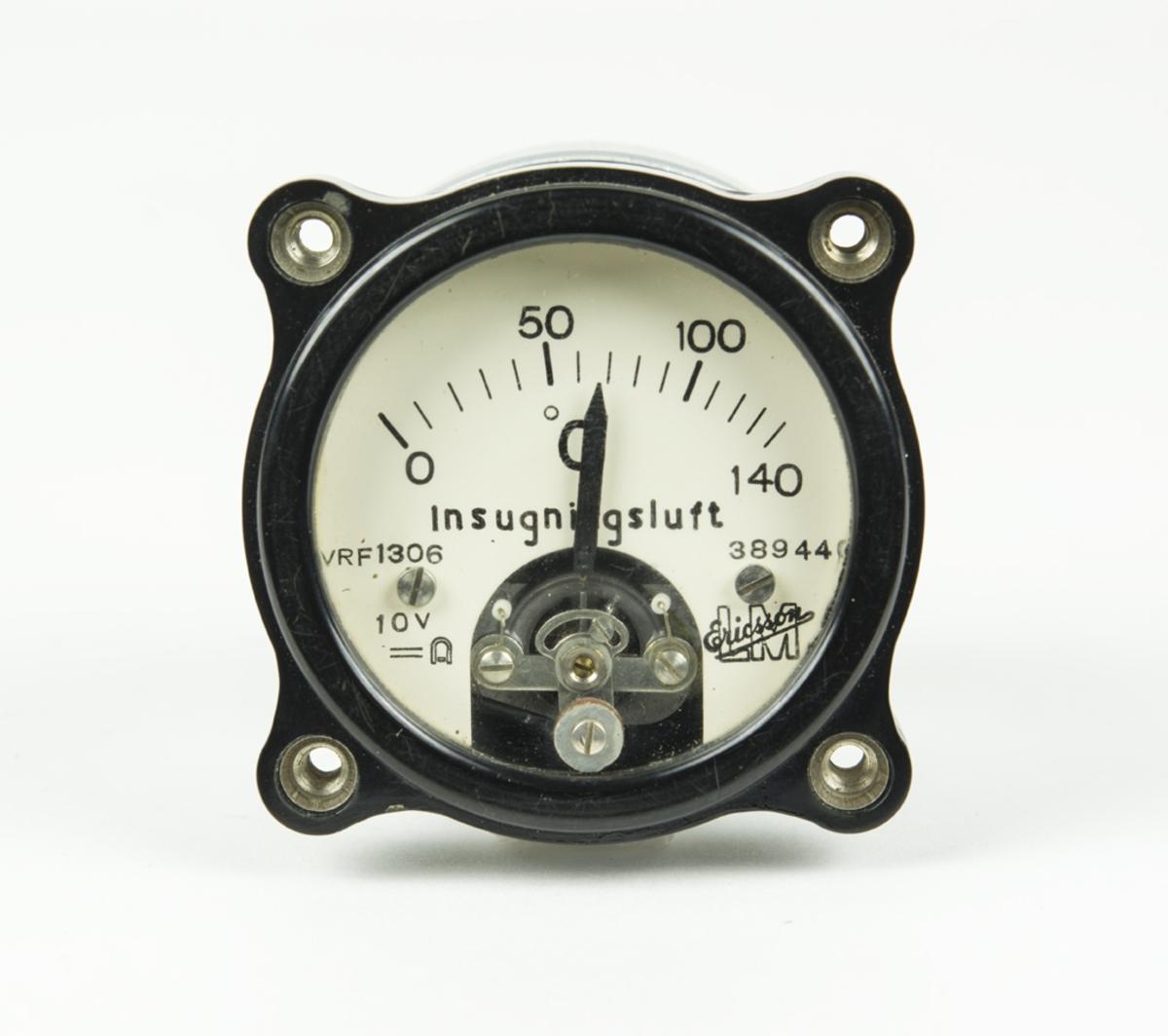 Inloppstemperaturmätare VRF 1306.