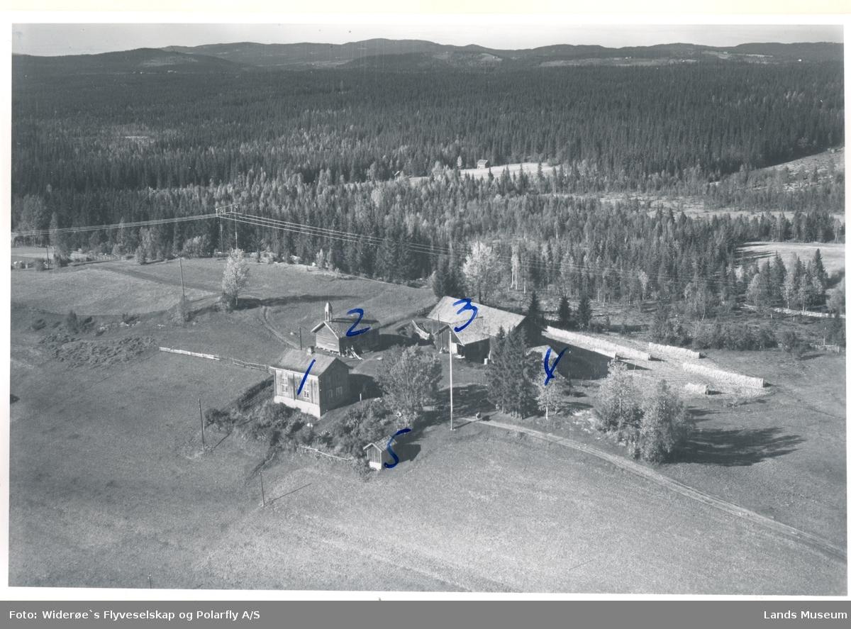 Rosing, ( Rossing) Landåsbygda, Søndre Land
