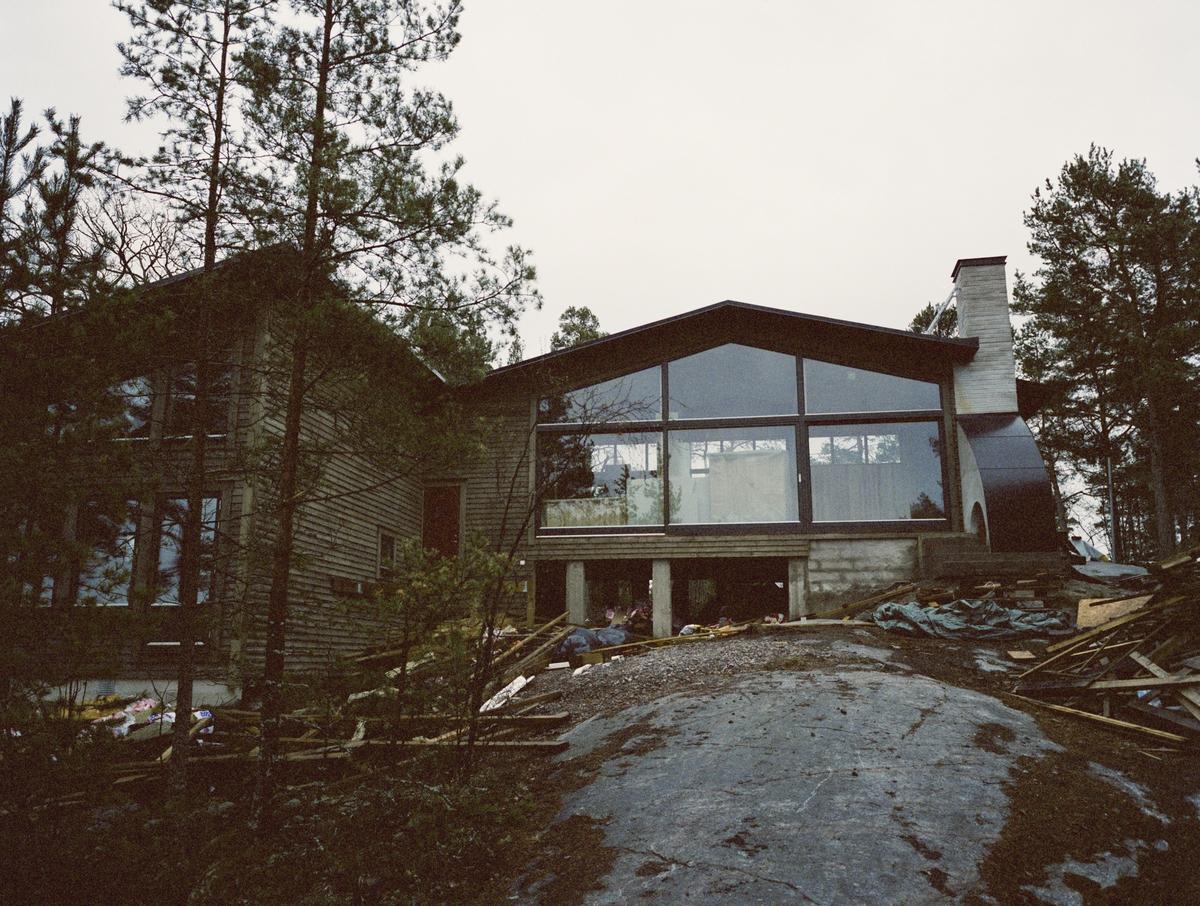 Martina Högberg Ekobonde på Finnhamn Fotodatum 20030507