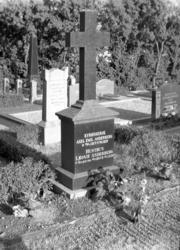 Gravstenar på Svarteborgs kyrkogård