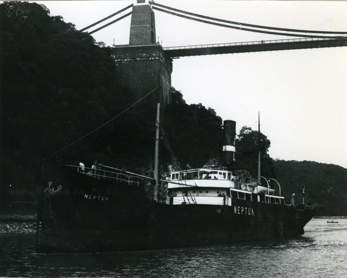 Ägare:/1919-36/: A/S Dampskibsselskabet Vesterhavet. Hemort: Esbjerg.