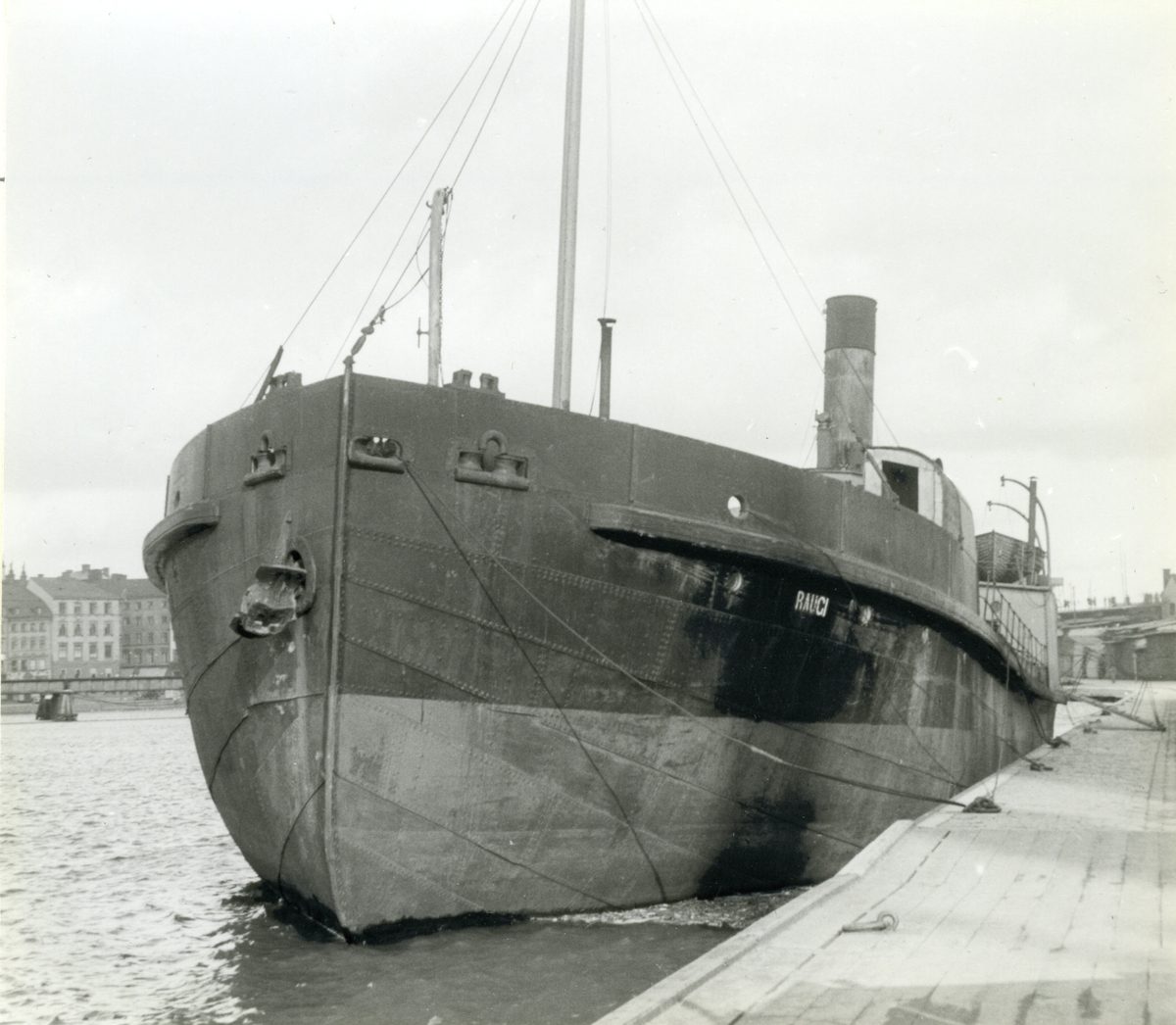 Ägare:/1945-  /: S.S.S.R. Hemort: Tallinn.