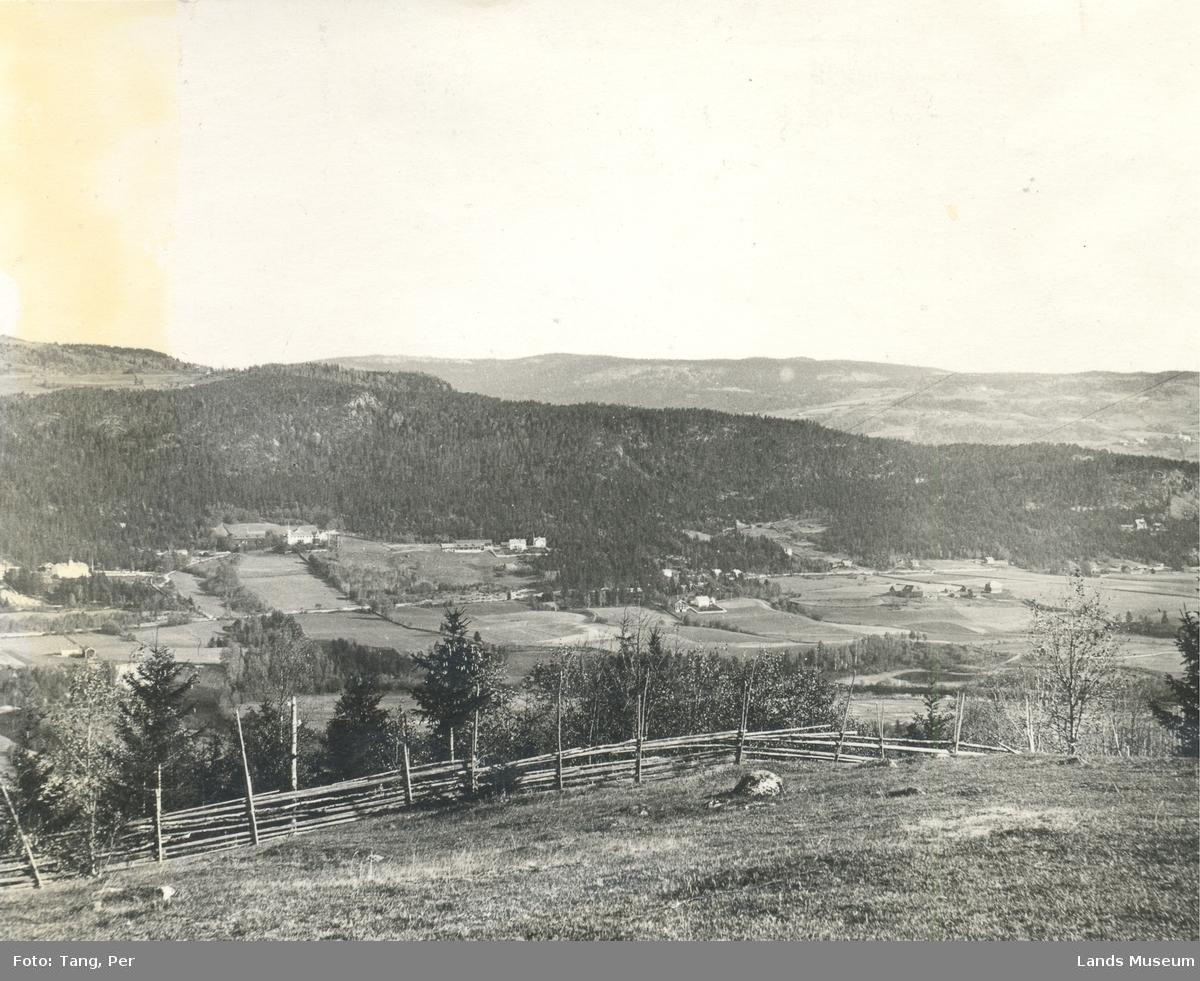 Foto utsikt fra Rustaden
