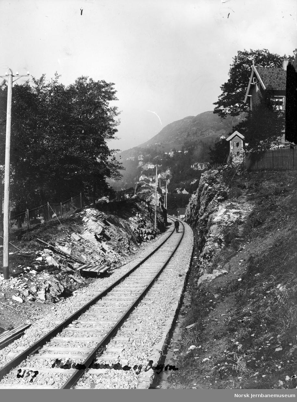 Vossebanen mellom Kronstad og Bergen