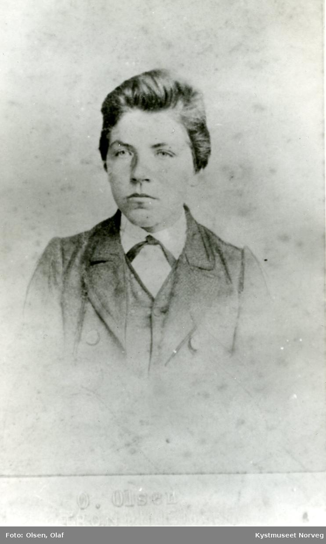 Fru Kristiana Trefjord
