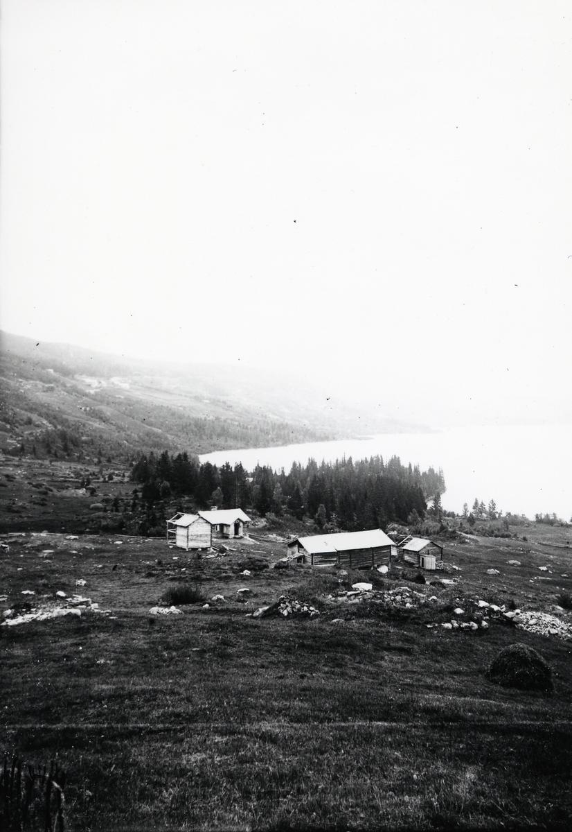 Steinsetfjorden, Etnedal