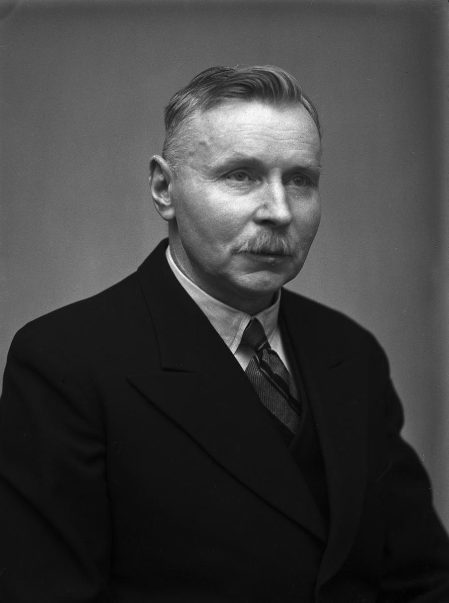 Man, Uppsala 1944