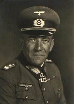 General Niklaus von Falkenhorst.