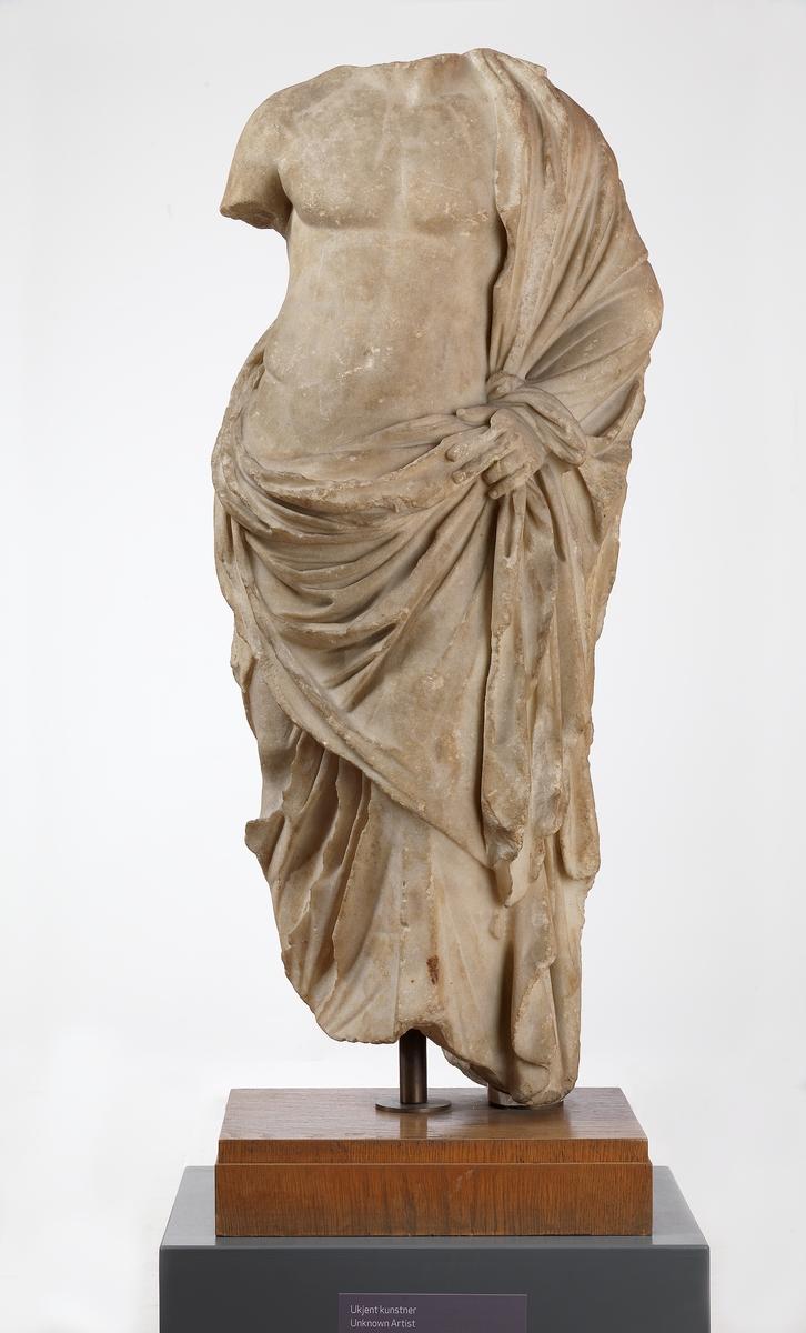 Asklepios, type Museo Nuovo [Skulptur]