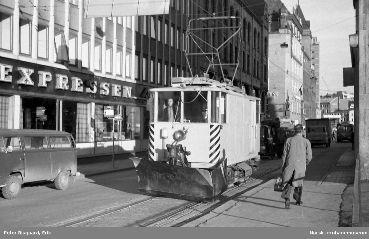 Oslo sporveiers arbeidsvogn nr. 309