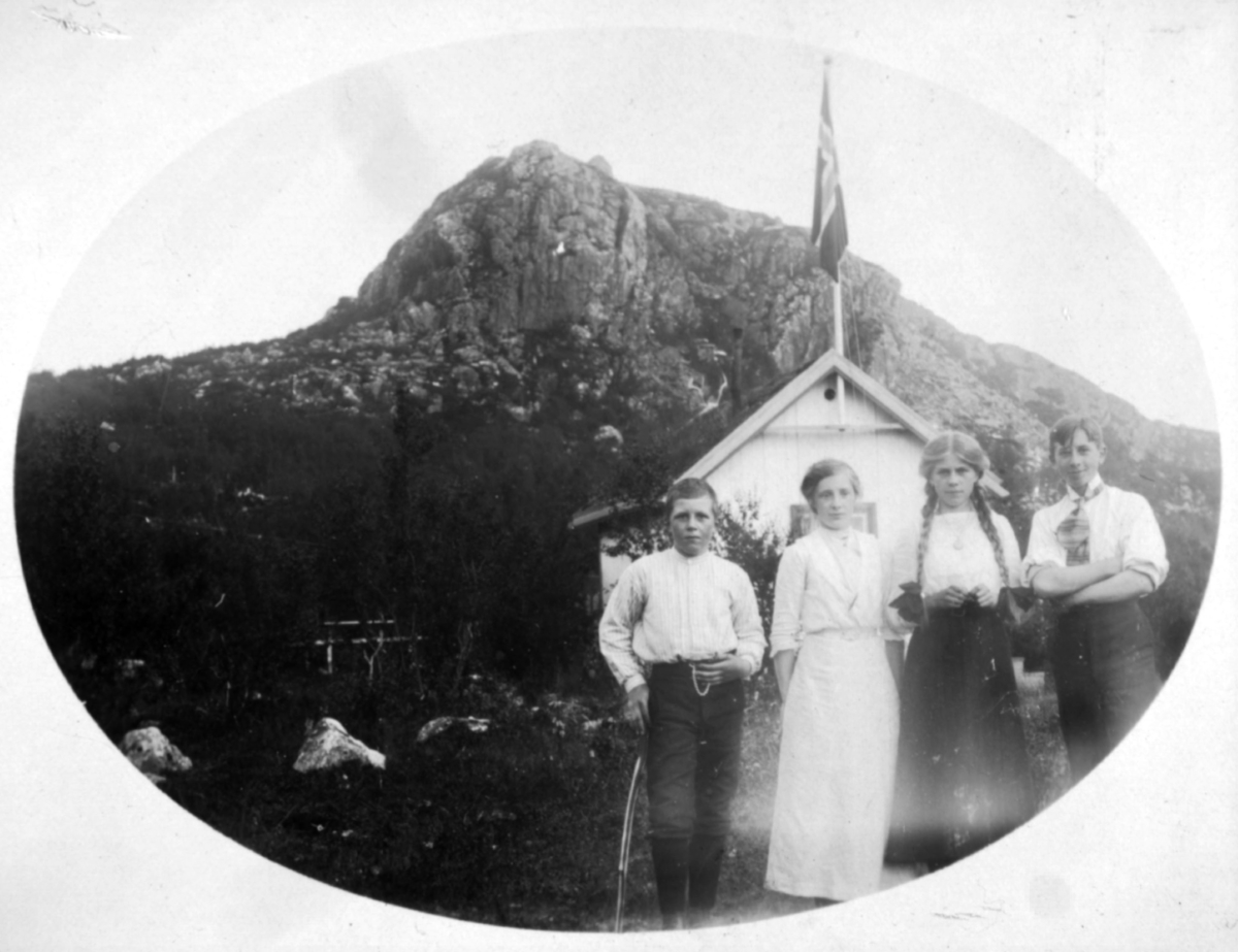 Erling, Gerd 'firkløver' Dagmar,Arne