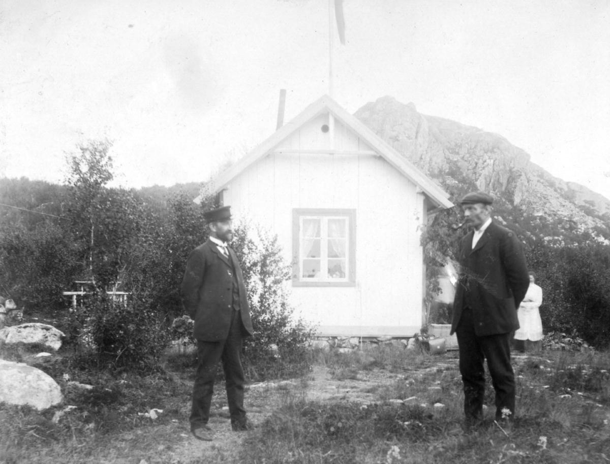 Fra feriedagene 1912