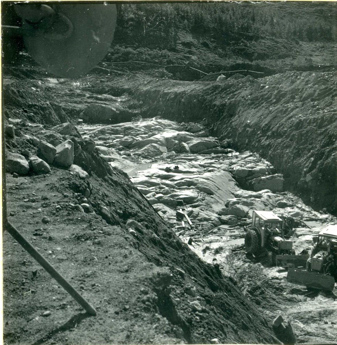 Dambygging,  Bitdal   6