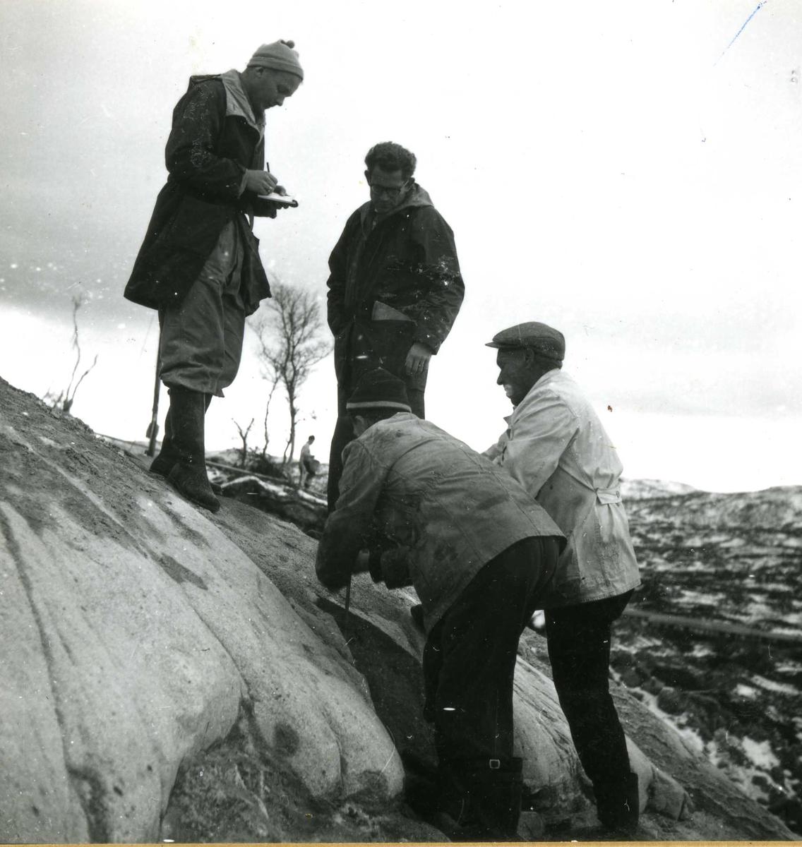 208-1 Rolf Thommesen - Tor Vinje og Åteigen Songa