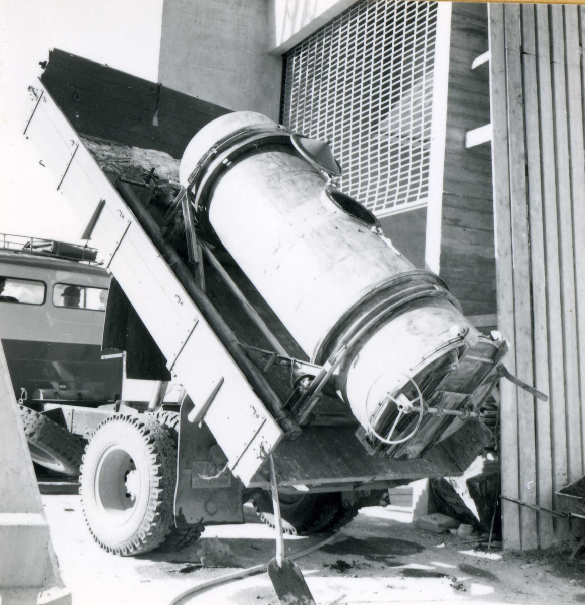Dalen 96, betong