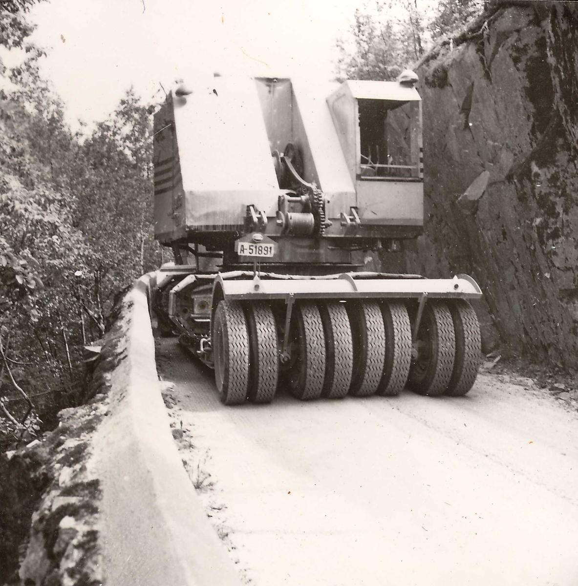 Transp Åmot- Dalen 16, juli 58