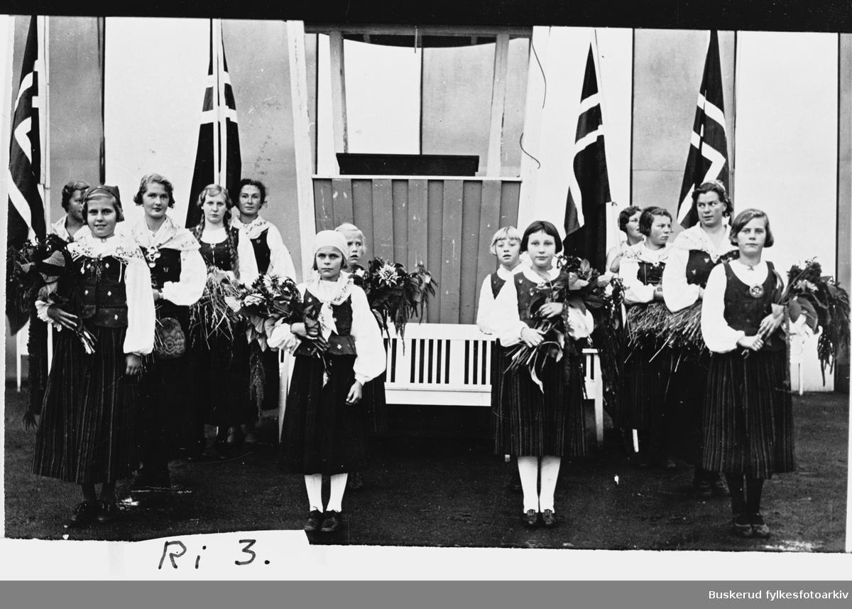 Ringerike varemesse 1935 på Livbanen