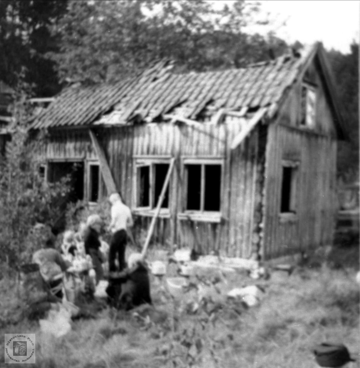 Husmannsplassen Govan under Hesså